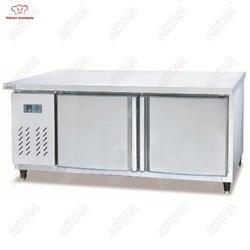 TW1500/1800 нержавеющая сталь промышленная холодильная установка/морозильник/холодильник хладагент и морозильник Рабочий стол
