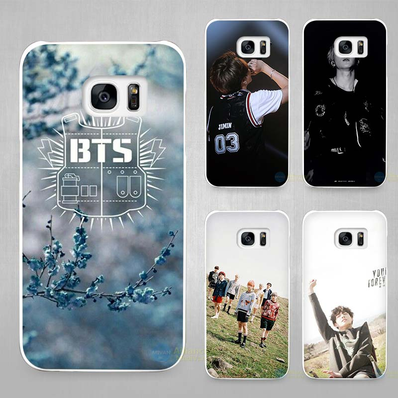 BTS Forever Young Special Album Hard White Coque Shell