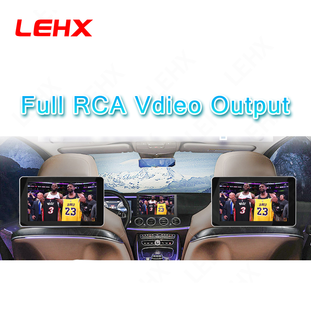 LEHX-7-Car-Android-8-1-Car-Radio-GPS-de-navegaci-n-del-coche-Multimedia-reproductor