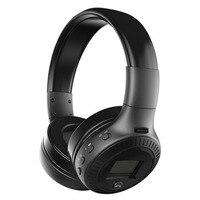Bluetooth Headphones B19 Wireless Stereo Earphone Headphone With Mic Headsets Micro SD Card Slot FM Radio