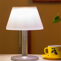 Creative 10 led LED Solar Panel Table Lamp Home Interior Bedroom Bedside Garland Three Mode Energy Saving Lights Decoration