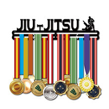 DDJOPH medal hanger for JIU-JITSU medals Sport Brazilion holder