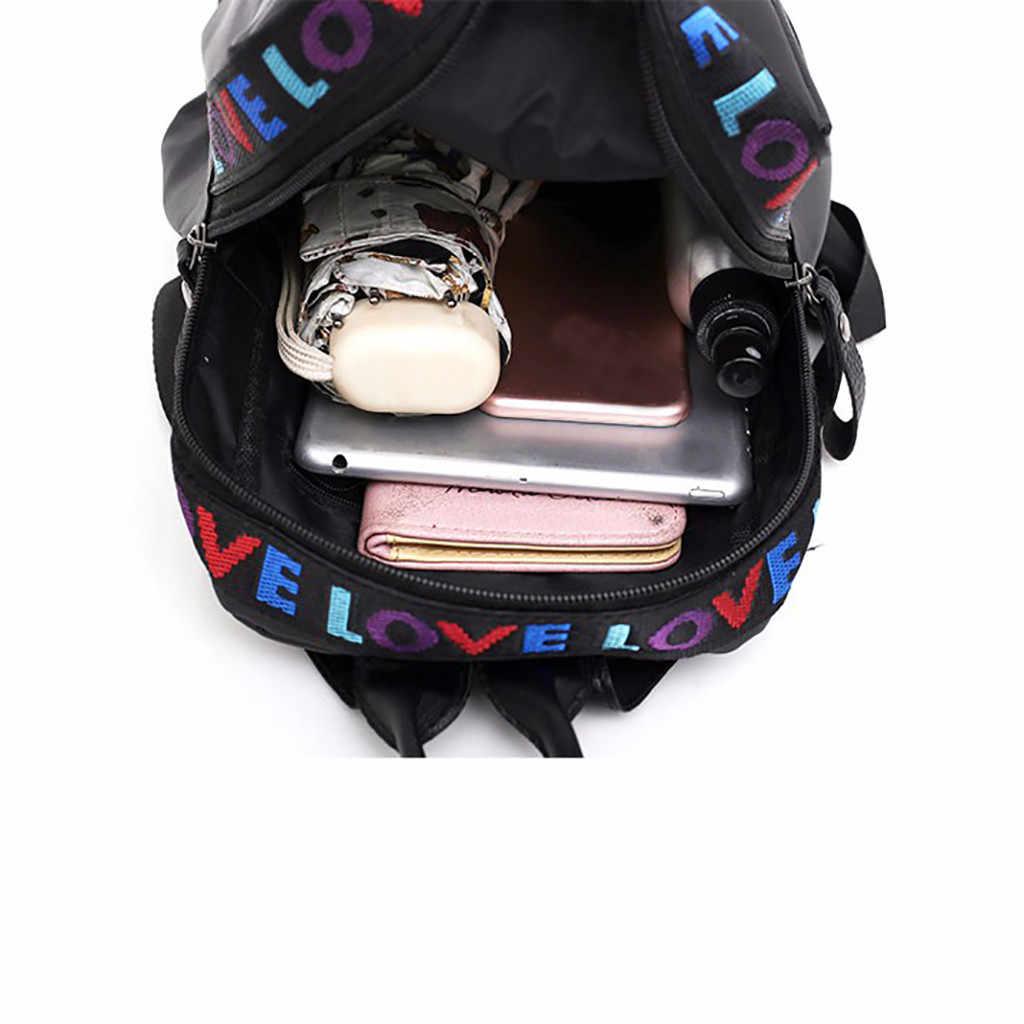Xiniu Женская ткань Оксфорд дикая модная повседневная Студенческая сумка рюкзак известного бренда 2019 заино Да Донна дропшиппинг #40