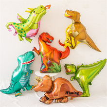 dinosaur party balloons giant balloon animal toys inflatable supplies shaped birthday