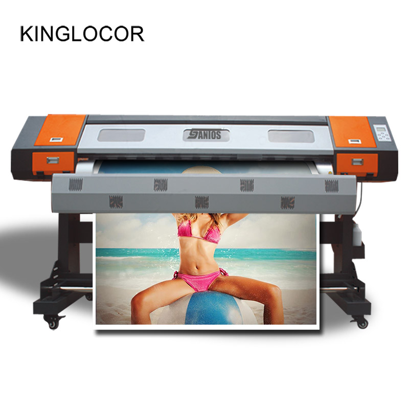 85 inch 7 2 feet automatic ink spry printer 5113 small banner printing machine in printers. Black Bedroom Furniture Sets. Home Design Ideas