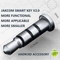 Enchufe del Polvo Del Auricular de 3.5mm Para Auriculares Tecla Inteligente Botón Quick Plug Prueba de polvo para Samsung S4 S5 S6 Nota 2 3 4 LG HTC Sony Inteligente teléfono