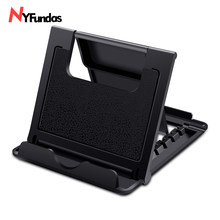 Nyfundas Ponsel Pemegang Stand Soporte Movil Mesa untuk Samsung Galaxy Note 9 8 S9 S8 PLUS S6 7 Edge Plus Xiaomi huawei One Plus(China)