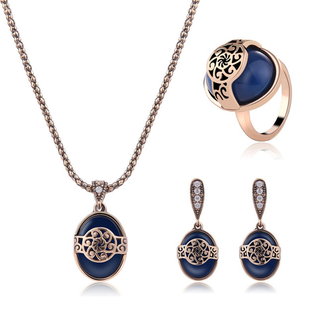 3PCS Vintage Jewelry Sets...