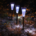 Free Shipping 6 pcs/lot  Wholesale decoration solar lawn light outdoor garden decoration lights waterproof Super bright