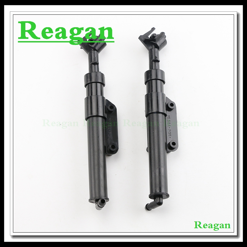 2pcs lot Left Right Headlamp Washer Jet Nozzle Cylinder For Volvo XC60 2009 2013 31294406 31294407