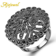 Женское Винтажное кольцо в античном стиле с перфорацией