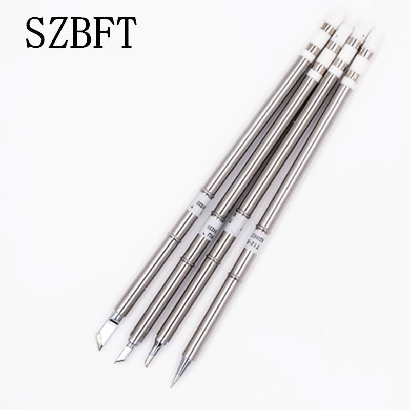 SZBFT T12-BC2 T12-K T12-BL T12-KU Forrasztópáka tippek a Hakko - Hegesztő felszerelések - Fénykép 2
