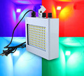 Aobo освещения RGB красочные диско вспышка света диджей шоу 108 * SMD 5050 dj ну вечеринку огни