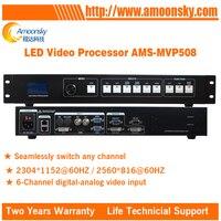 Best выбор ams mvp508 LED Дисплей видео процессор для музыкальной сцене Экран и светодиодные Дисплей проекта