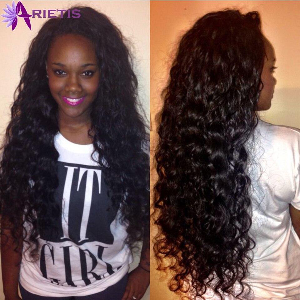 Natural Hair Flip Curl