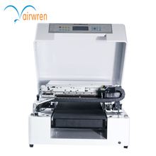 factory price 6 color a3 flatbed uv printer DIY pen printer