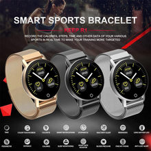 2019 North Edge KEEP R1 Outdoor Intelligent Sports Step Watch Blood Pressure Heart Rate ECG Mode Watch Waterproof Smart Watch(China)