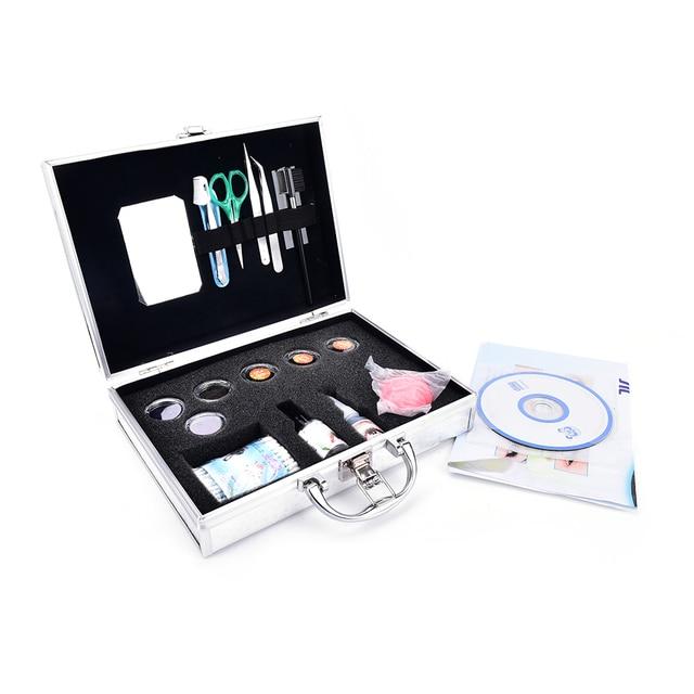 1set Professional Eyelashes Extension Kit False Eyelash Lashes