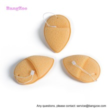 BangZoe губка для очистки лица слоеный натуральный материал косметический спонж для лица макияж губка для лица мытье лица Губка для макияжа