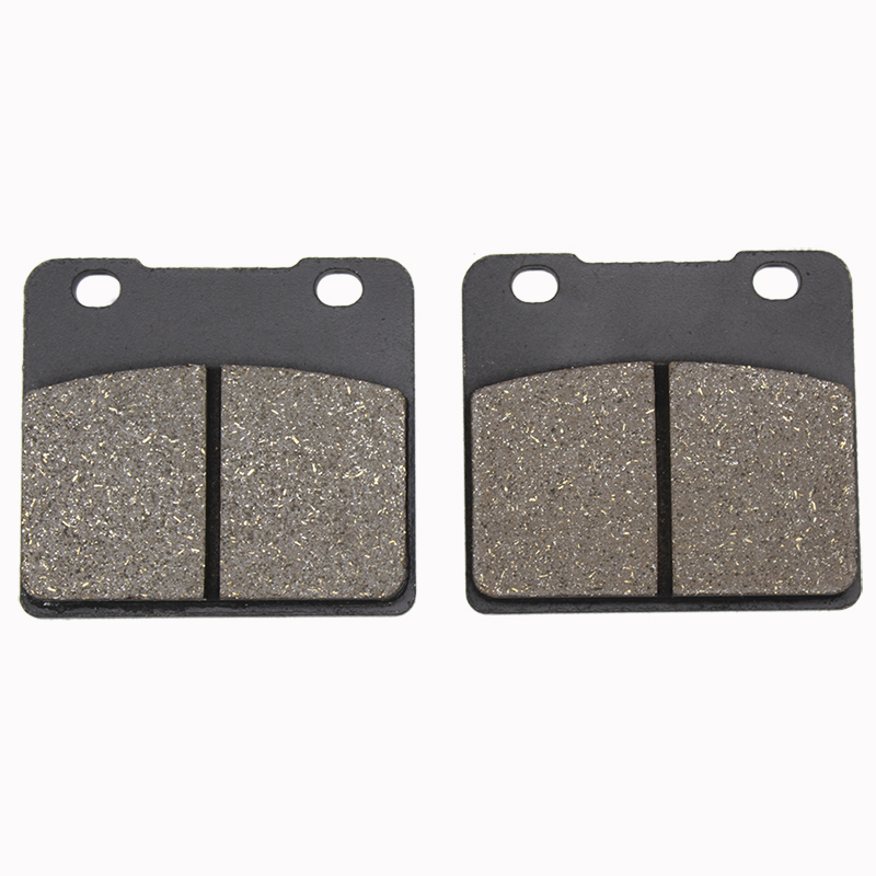 Cyleto Motorcycle Front and Rear Brake Pads for SUZUKI GSX 1100 GSX1100 1984 1985 1986 GV1400 GV 1400 Cavalcade 1986