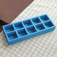 Hot! Home &Garden Multifunction Wooden Storage Boxes & Bins Durable Kitchen Tools Organizer Decorative House