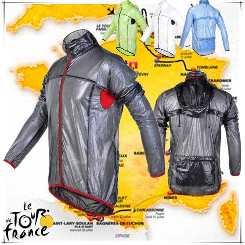 Цена за Пальто дождя задействуя джерси 2017 многофункциональный велосипед ветер куртка водонепроницаемый ветрозащитный ropa ciclismo mtb велосипед велоспорт clothing