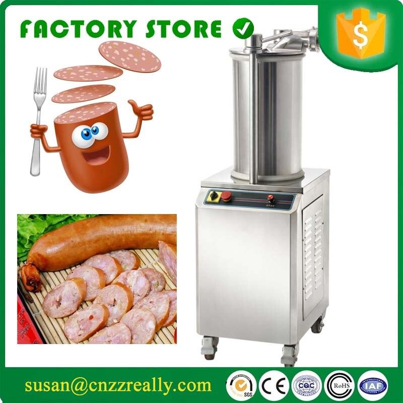 Industrial Electric Sausage Filling Machine Stuffer Machine