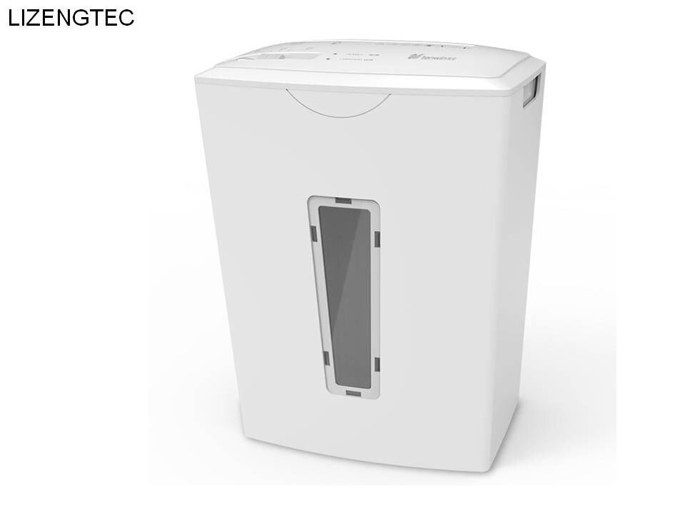 Free Shipping LIZENGTEC MINI Multi functional Desktop Electricity Paper Card Shredder