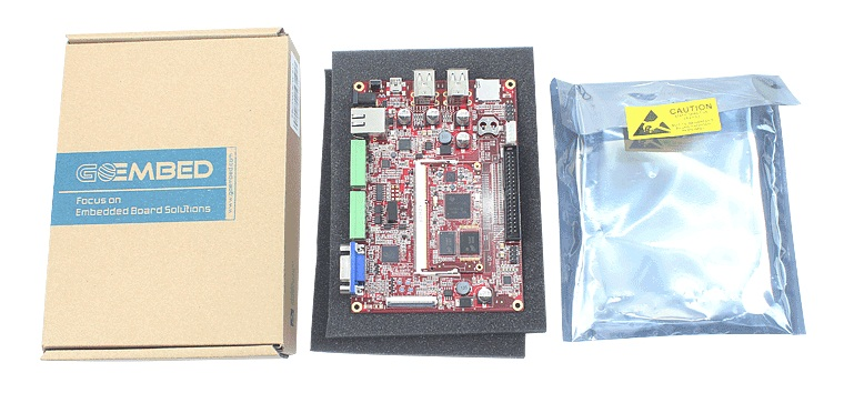 SBC335x-B1 packinglist