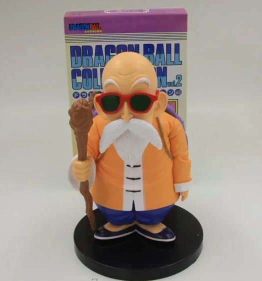 Dragon Ball Z Master Roshi Anime Action Figure PVC Collection Toy