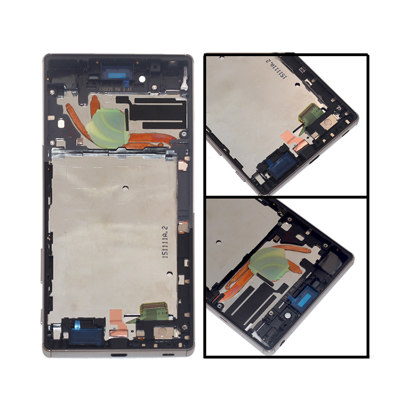 "Image 2 - Suitable for SONY Xperia Z5 Premium 5.5""LCD touch screen digitizer for Sony Xperia Z5P Z5 PLUS E6853 E6883 display plus frame-in Mobile Phone LCD Screens from Cellphones & Telecommunications"