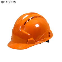 Safety Helmet Hard Hat Worker ABS Insulation Material Construction Site bulletproof Mask Breathable waterproof Protect Helmets breathable hitting proof safety helmets construction site safety helmet v shape engineering protective helmet