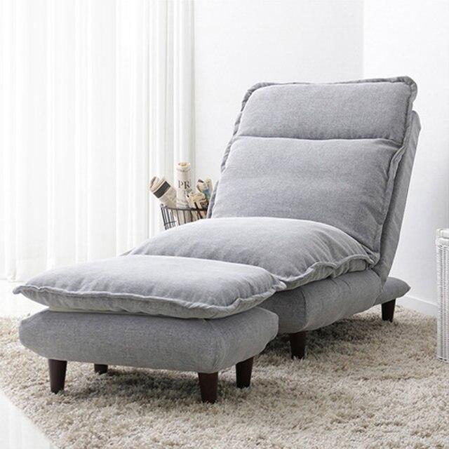 Online Shop Zitzak afneembare vouwen sofa stoel Japanse groot ...