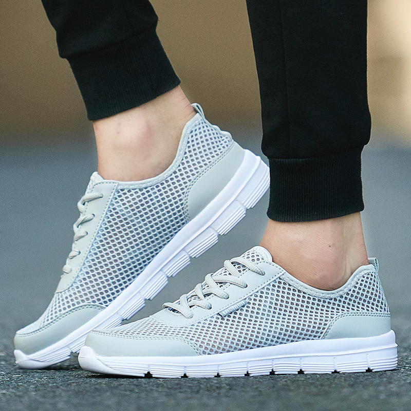 Air Mesh Women Casual Shoes Summer Basket Trainers Flats Women Canvas Shoes Men & Women Size 34-46 Chaussure Femme 2017brand sport mesh men running shoes athletic sneakers air breath increased within zapatillas deportivas trainers couple shoes