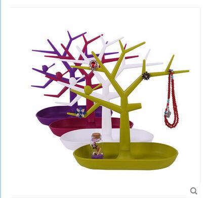 Женская подарок Творческий олень многофункциональный ювелирные изделия стойку рамы Серьги стойки браслет кольцо дисплей стойки полки