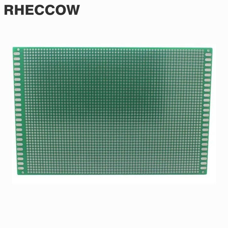 10 x Single Side Printed Experiment Matrix PCB Circuit Universal Board 5cmx5cm