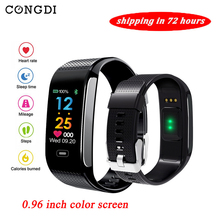 2018 Original Condi R18S smart bracelet heart rate blood pressure monitor fitness tracker wristband  for iphone Andriod