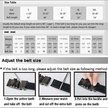 Mens Pu Classic Style Pin Buckle Belts