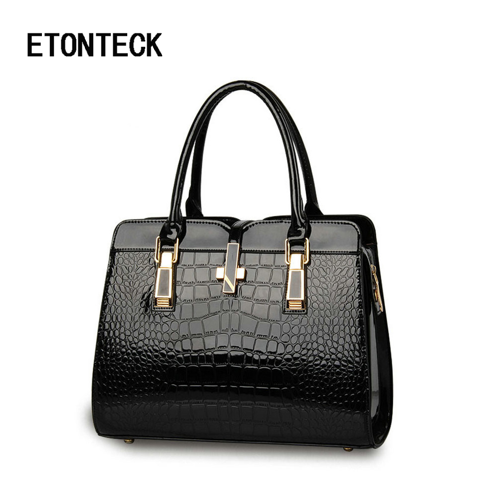 ETONTECK Luxury Handbags for Womens Bags Handbags Women Famous Brands PU Leather Fashion Crossbody Designer Bags For Work Hard ...
