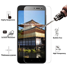 High quality for Xiaomi Redmi 5A Tempered Glass Screen Protector 5.0 Xiomi Protective 9H 2.5D Clear Film