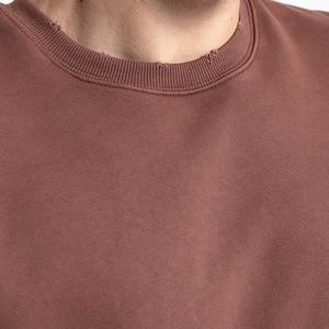 Image 4 - SIMWOOD 2020 spring New Hoodies Men Fashion Vintage Sweatshirts Plus Size Brand Clothing 100% Cotton Pullovers Streetwear 180611