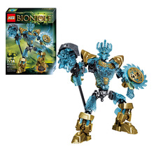 Ksz 613 1 biochemist Bionicle ekimus mask of warrior building block toys are compatible with 71312 Brinquedos