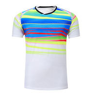 New CHINA badminton shirt , badminton tshirt , Men and women's quick drying breathable Tennis shirts , Badminton uniforms 107