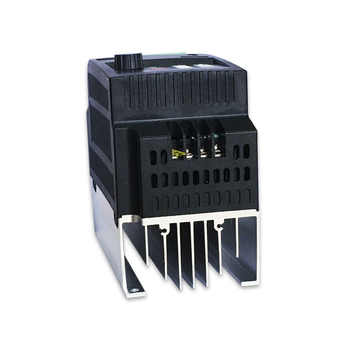 1.5KW 2.2KW/0.75KW 220V VFD Single Phase input and 3 Phase Output Frequency Converter/Adjustable Speed Drive /Frequency Inverter