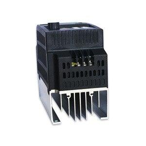 Image 3 - Convertidor de frecuencia de salida monofásica y trifásica, 1,5kw, 2,2kw/0,75kw, 220V, VFD, unidad de velocidad ajustable, inversor de frecuencia