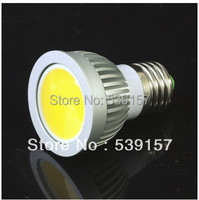 50PCS Lot Wholesale Dimmable 7W E27 GU10 MR16 COB LED Spot Light Bulbs Lamp Cool White