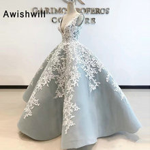 Awishwill Gorgeous Women Ball Gown Formal Dress