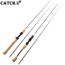 UL Spinning Rod 1.8m 0.8-5g Lure Weight Ultralight Spinning Rods 2-5LB line weight ultra light Spinning Casting Fishing Rod
