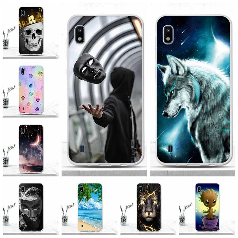 Fundas For Samsung Galaxy A10 Case Cover Soft TPU Silicone Back Cover For Samsung Galaxy A10 Case Coque Shell For Samsung A10