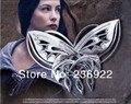 Модные ювелирные изделия очаровательные эльфы Arwen Evenstar брошь-бабочка для мужчин и женщин
